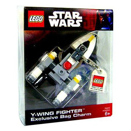 Lego Star Wars A New Hope Y Wing Fighter Bag Charm