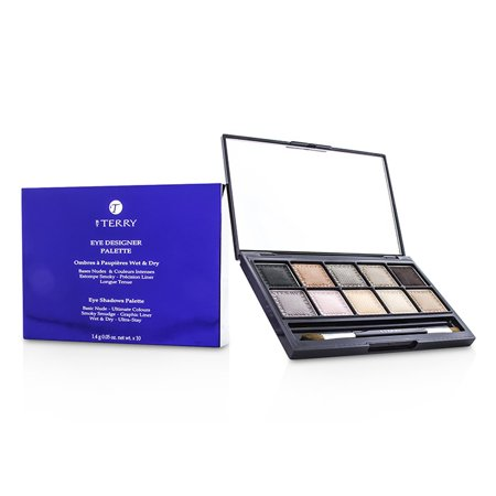Eye Designer Palette - # 1 Smoky (By Terry Eye Designer Palette 1 Smoky Nude)