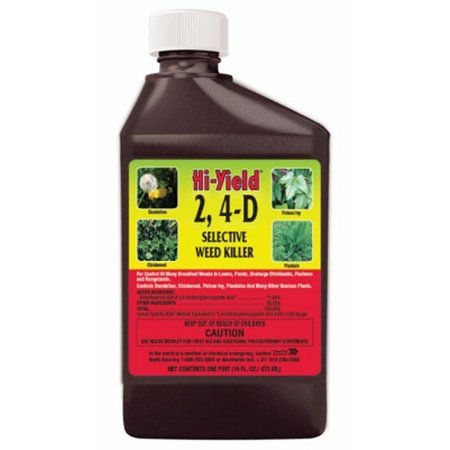 Hi-Yield 2, 4-D Selective Weed Killer (Best Selective Weed Killer)
