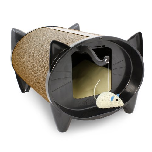 KatKabin by Brinsea Scratch Kabin Cat House