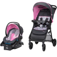 Disney Baby Minnie Mouse Smooth Ride Travel System
