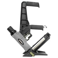 NuMax S50LSDH Pneumatic 2-in-1 Dual Handle Flooring Nailer and Stapler