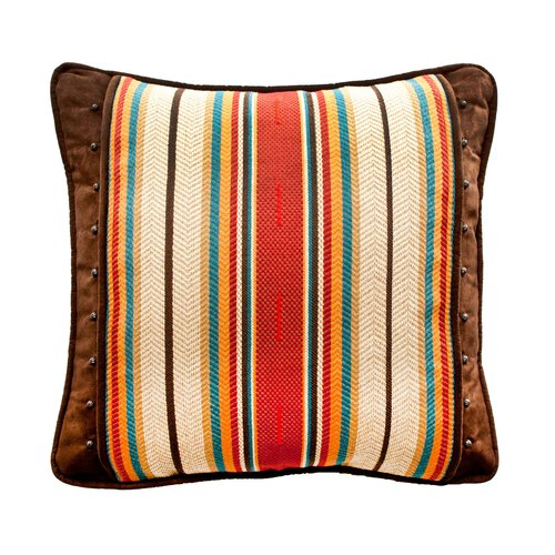 Silverado Home Capistrano and Suave Throw Pillow