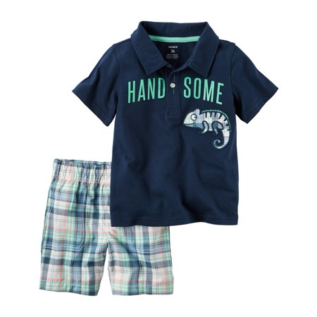 Carter's - Carters Baby Clothing Outfit Boys 2-Piece ...