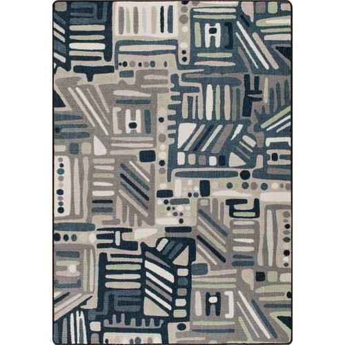 Ebern Designs Arrowood Bayside Urban Order Rug