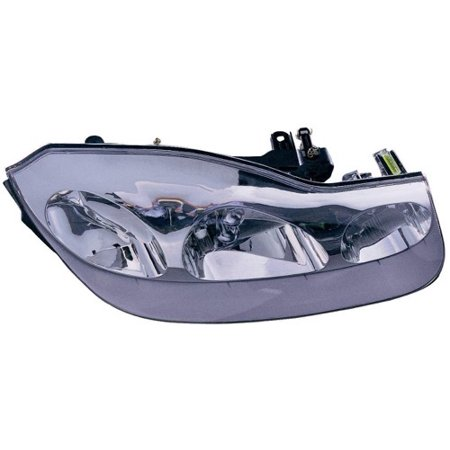 Go-Parts » 2001 - 2002 Saturn SC2 Front Headlight Headlamp Assembly Front Housing / Lens / Cover - Left (Driver) Side - (Coupe) 21124747 GM2502216 Replacement For Saturn SC2 2001 Saturn Sc2 Coupe