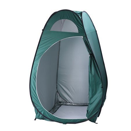 Portable Privacy Shelter (Portable Outdoor Pop-up Toilet Dressing Fitting Room Privacy Shelter)