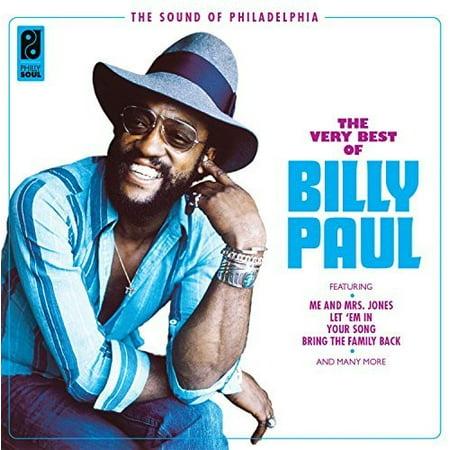 Billy Paul: Very Best of (CD)