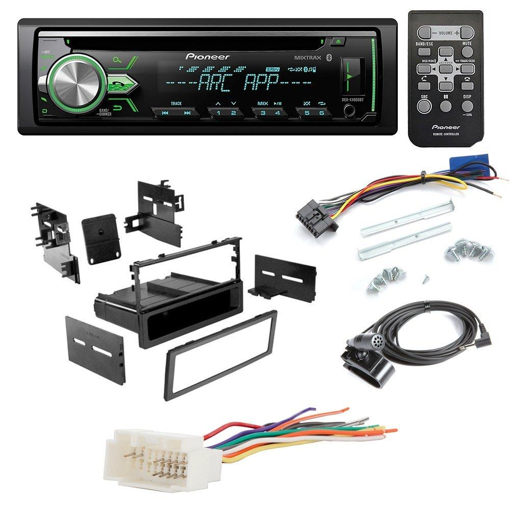 Pioneer DEH-X4900BT Aftermarket Car Radio Receiver Stereo