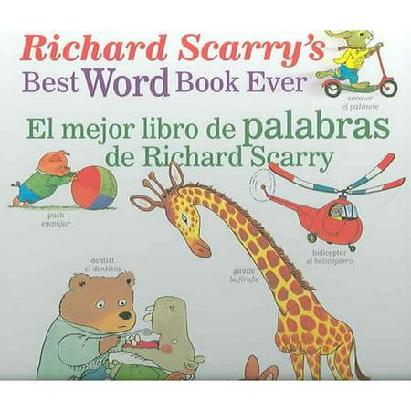 El Mejor Libro De Palabras De Richard Scarry  Richard Scarrys Best Word Book Ever by