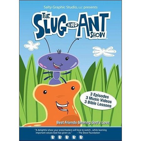 The Slug And Ant Show: Best Friends Sharing God's