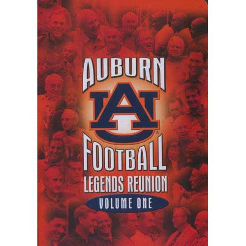 Auburn Football Legends Reunion: Volume 1 (Full Frame)