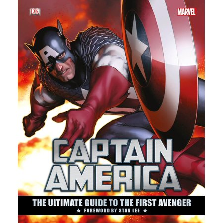 Marvel's Captain America: The Ultimate Guide to the First