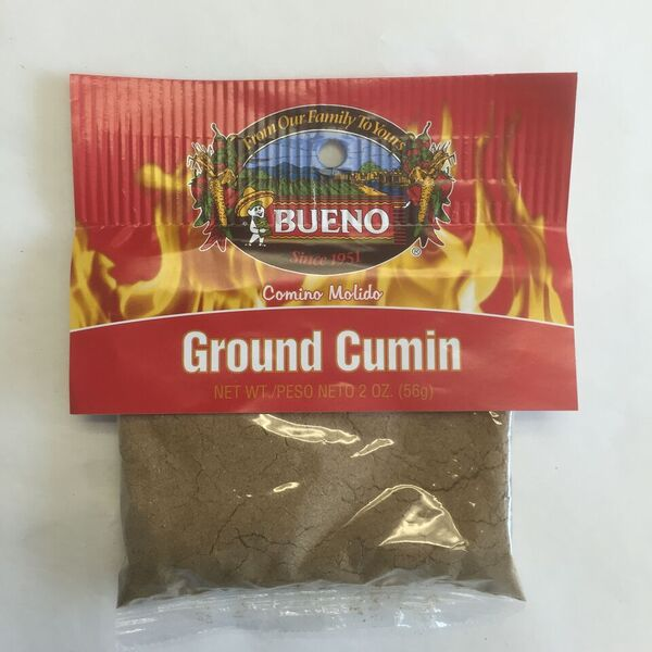 Bueno Ground Cumin, 2 oz