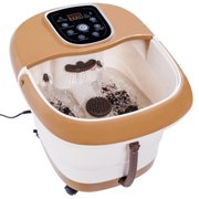 Best Foot Spas - Costway All-In-One Foot Spa Bath Massager Tem/Time Set Review