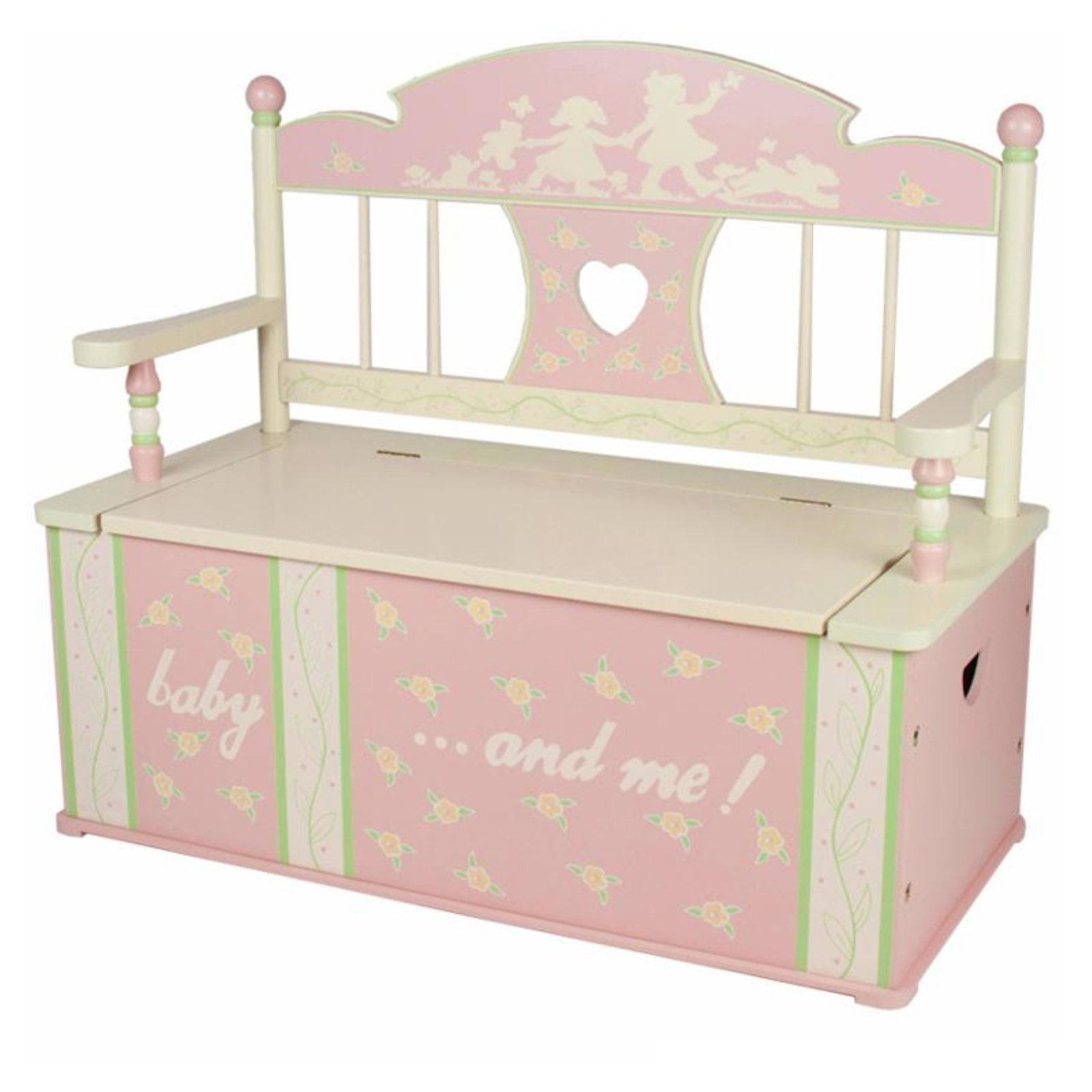 Wildkin Rock-A-My-Baby Bench Seat w  Storage by Wildkin
