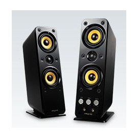 Creative Labs Speaker GigaWorksT40 Speaker Systems 2.0 English /French Black Retail