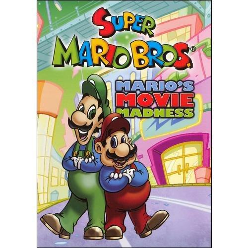 The Super Mario Bros: Mario's Movie Madness