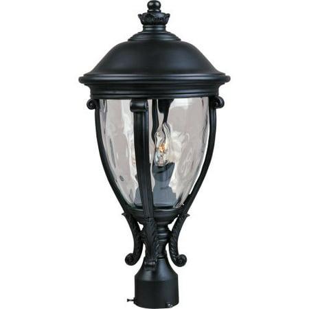 - Maxim 41421WG Knob Hill VX 3 Light Outdoor Post Light