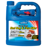 Bayer Advanced Bed Bug & Flea Home Pest Killer 64 oz Ready-to-Use