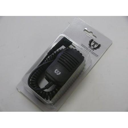 Titan_Water Resistant Speaker Microphone for Motorola 2 Pin Radios CP200 CP185 P110 ()