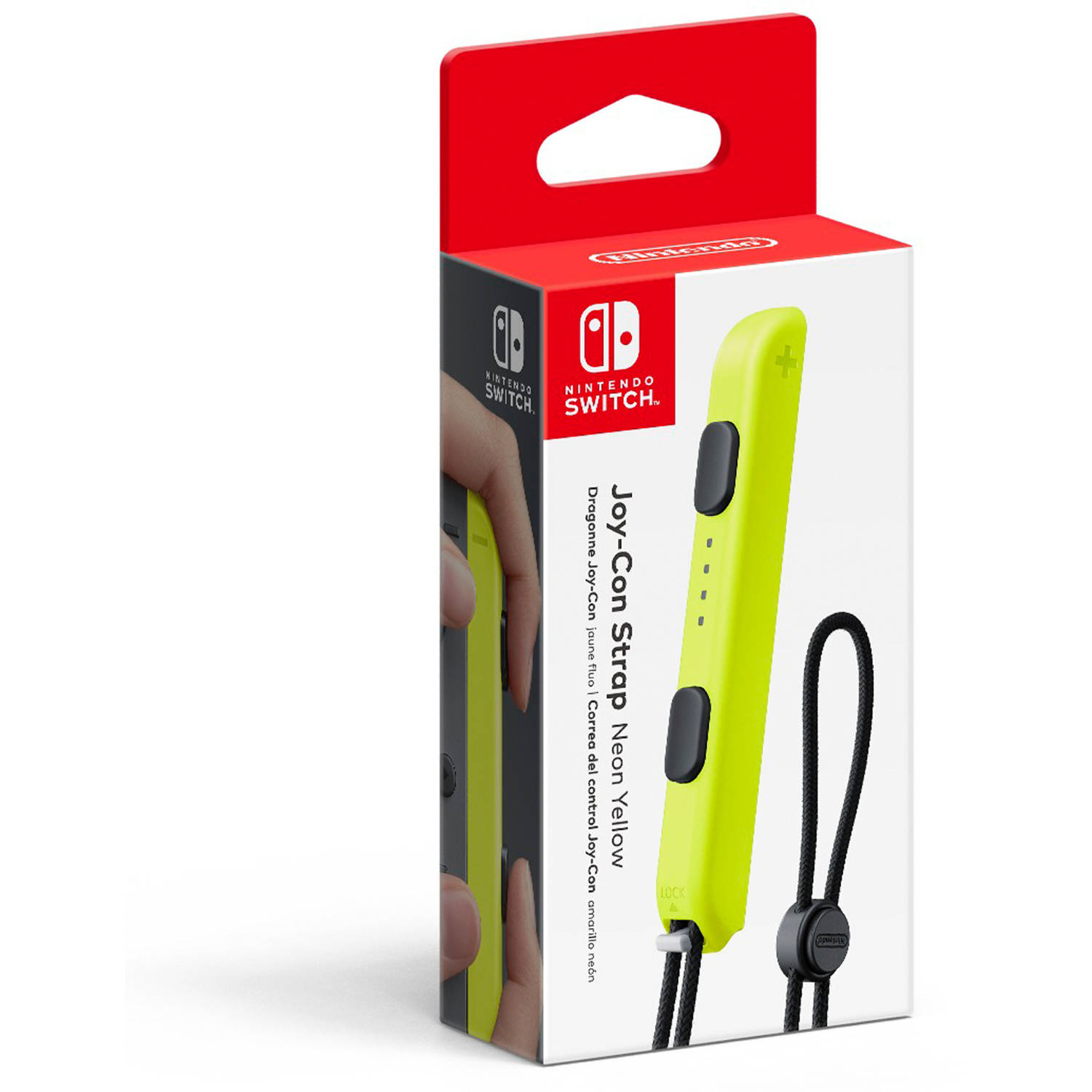 Nintendo Neon Yellow Joy-Con Strap (Nintendo Switch)