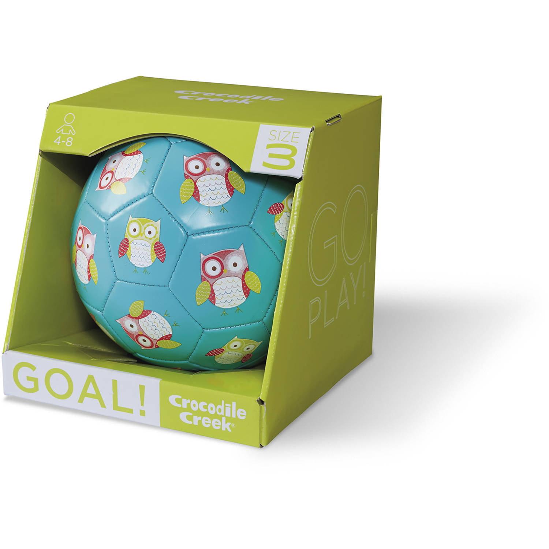 Crocodile Creek Owl Kids Soccer Ball, 7\ by Crocodile Creek