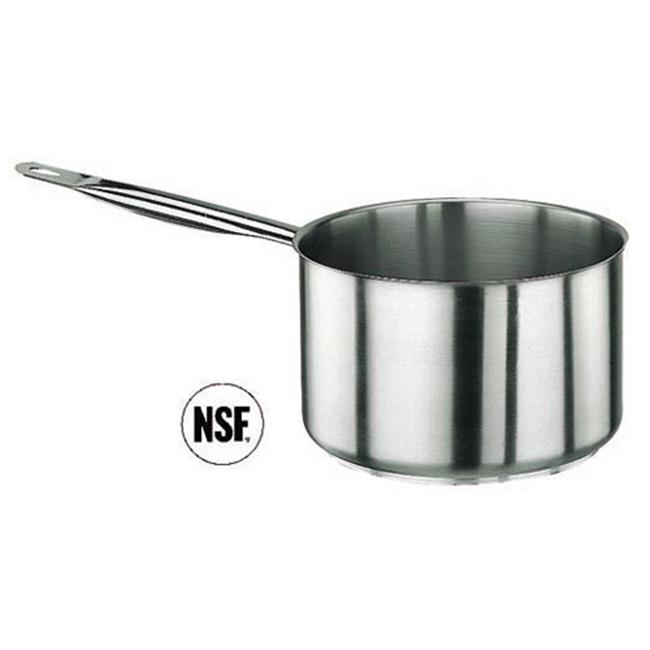 Paderno World Cuisine 11006-18 Sauce Pan  Stainless Steel  No Lid