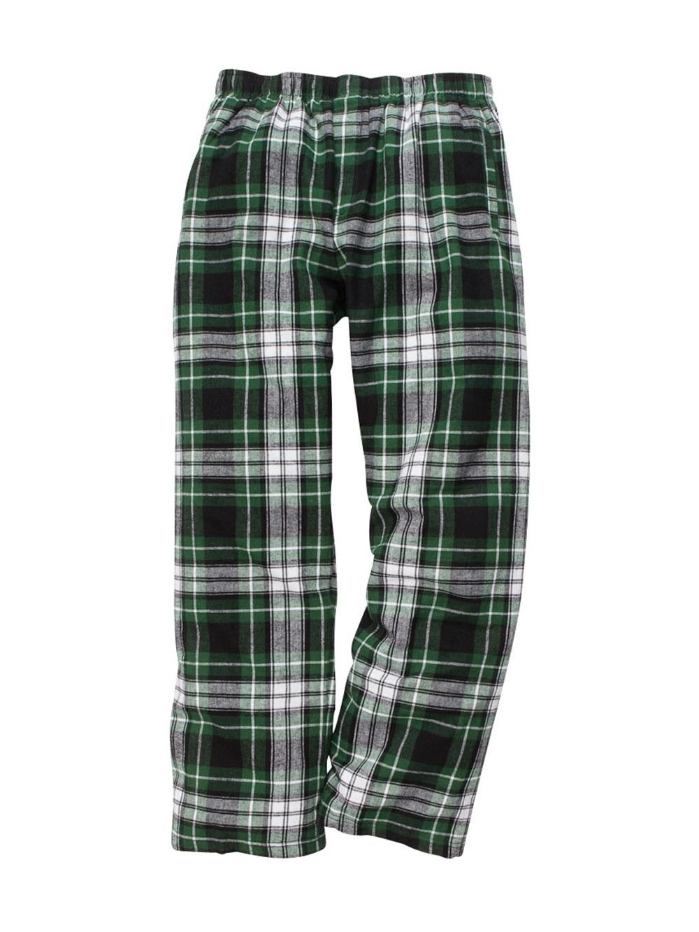 Boxercraft Wovens - Fall Youth Flannel Pants with Pockets