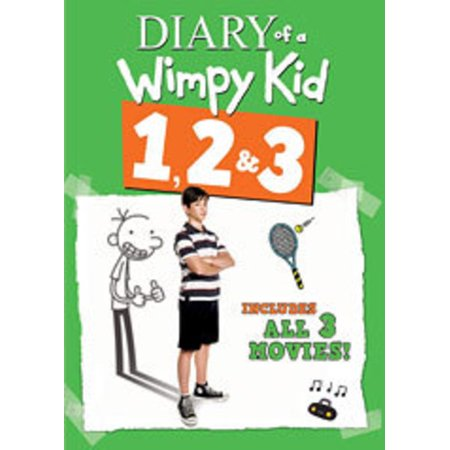 Diary of a Wimpy Kid 1, 2 & 3 - Children's Halloween Movies On Netflix
