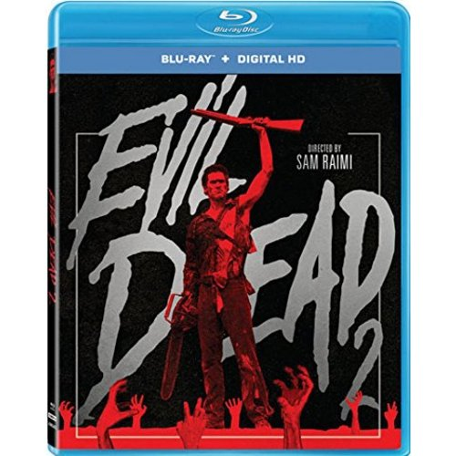 Evil Dead 2 (Blu-ray + Digital HD)