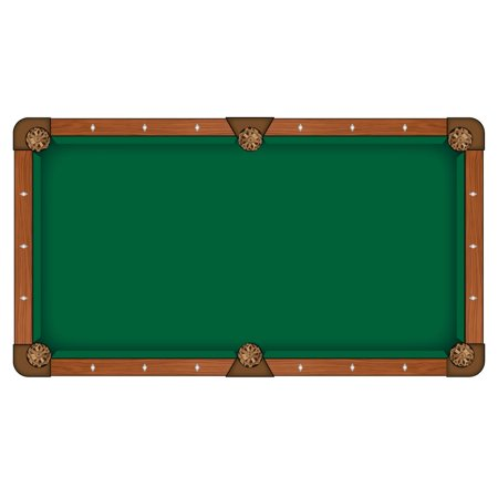Hainsworth Classic Series Pool Table Cloth 9' Table - Tournament Green (9 Ft Pool Table Lights)