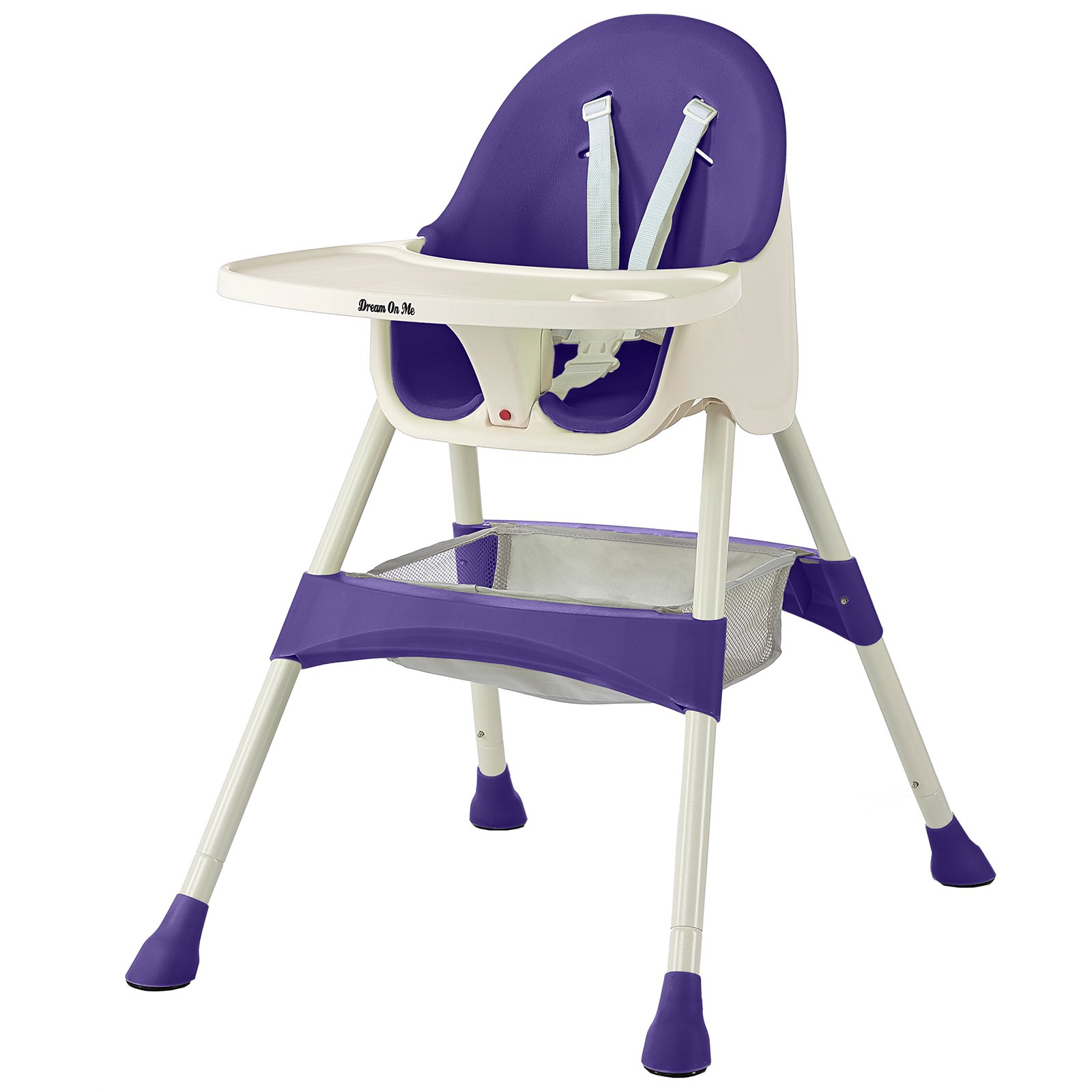 Dream On Me Jackson Highchair-Finish:Lime Green