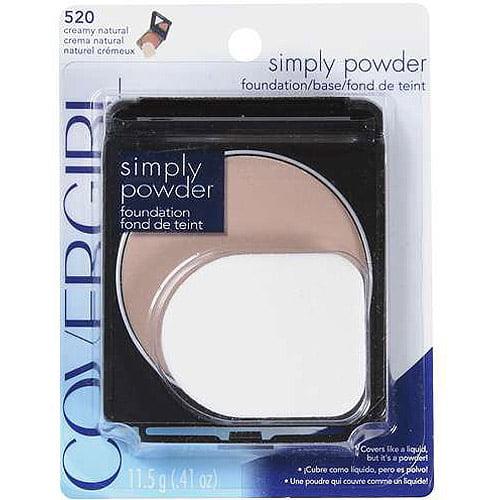 COVERGIRL Simply Powder Foundation, 0.41 oz