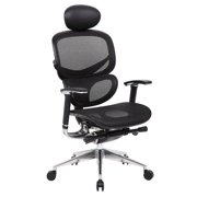 Multi-Function Task Chair with Head Rest