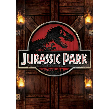 Jurassic Park (DVD) - Jurassic Park Decorations