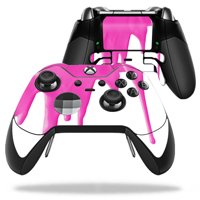 Skin Decal Wrap for Microsoft Xbox One Elite Controller Pink Drip