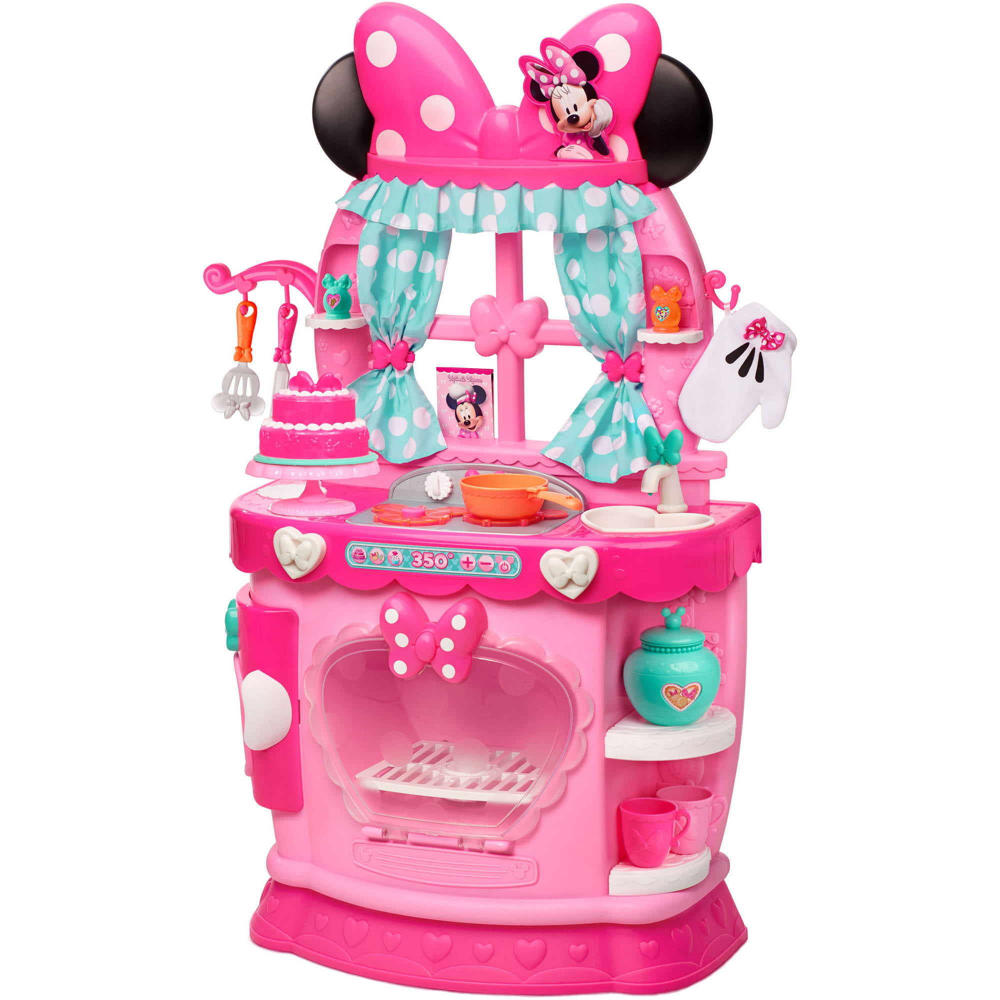 Disney Minnie Bow Tique Sweet Surprises Kitchen Walmart Com