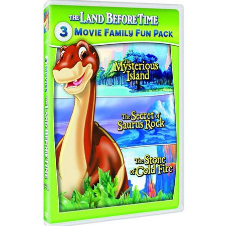The Land Before Time V Vii 3 Movie Family Fun Pack
