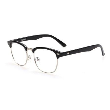 Cyxus Blue Light Blocking Computer Glasses Anti Eyestrain Headaches ...