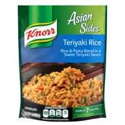 (6 pack) Knorr Rice Side Dish Asian Teriyaki 5.4 oz