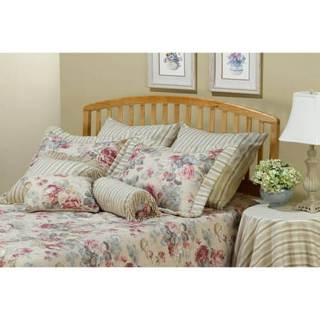 Carolina Full/Queen Headboard, Country Pine Finish, with standard bolt on frame ()