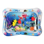 Hottest 60X50Cm Octopus Inflatable Baby Pat Pad Water Pad Baby Inflatable Pat Pad multicolor