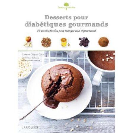 Desserts pour diabétiques gourmands - eBook (Un Dessert Pour Halloween)