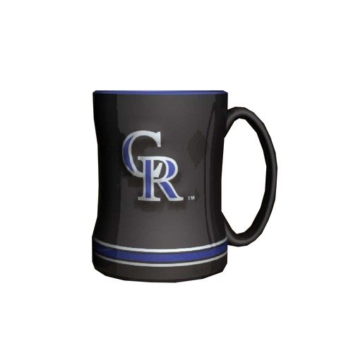 Boelter MLB Boxed Relief Sculpted Mug