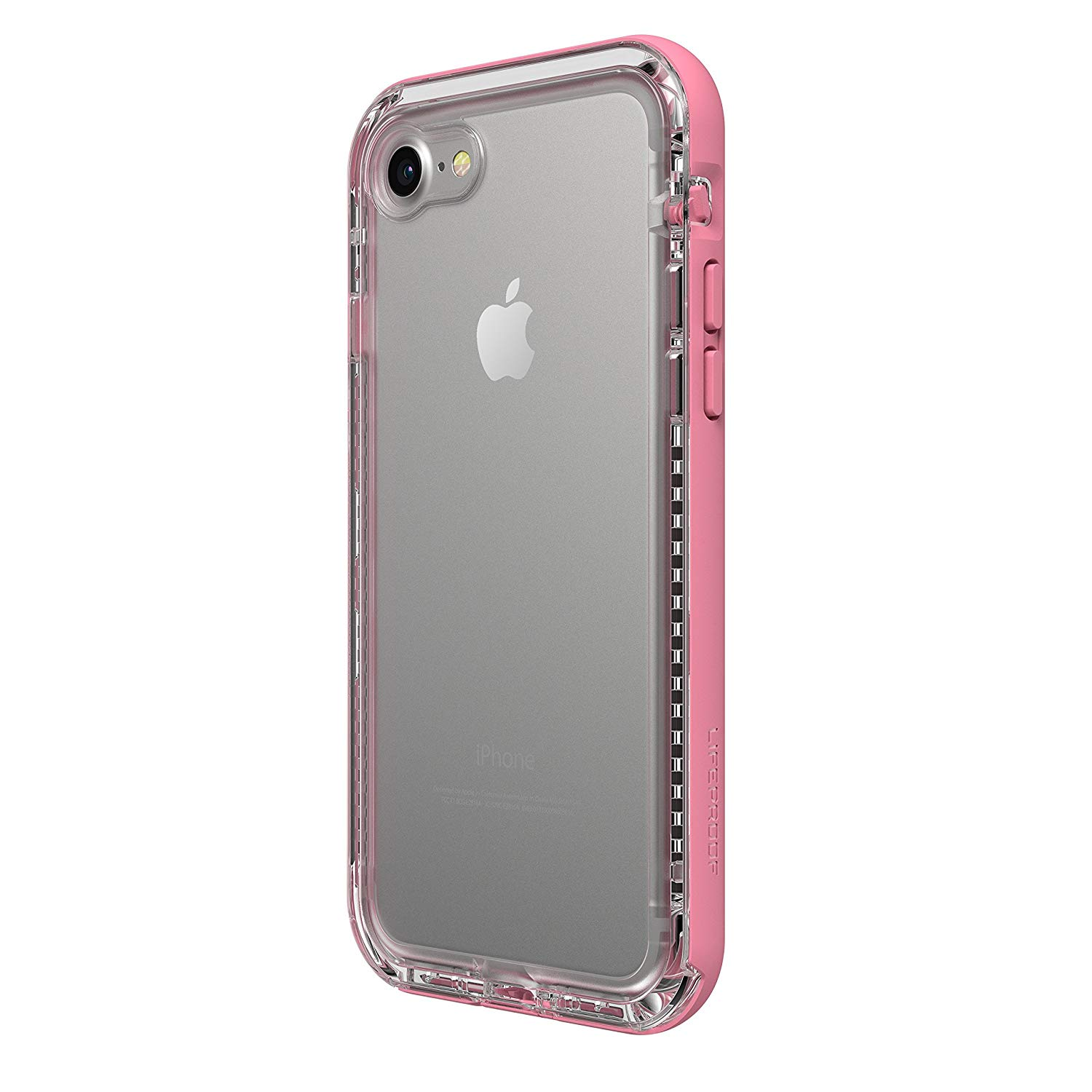 timeless design 80397 788eb Lifeproof Next Series Case for iPhone 7/8, Cactus Rose