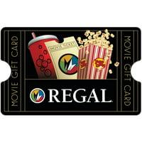 Regal Cinemas $25 Gift Card