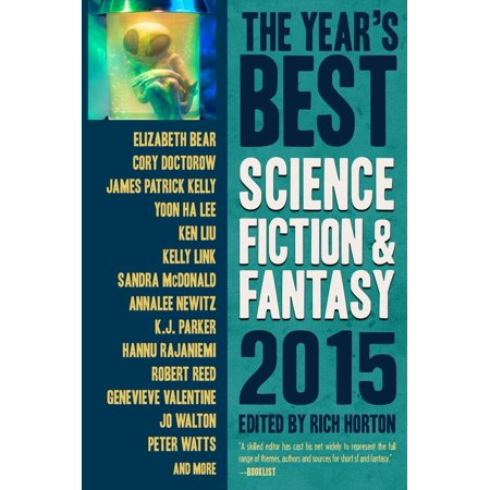 The Year's Best Science Fiction & Fantasy, 2015 Edition -