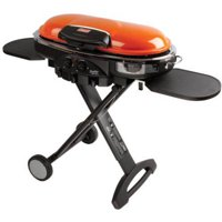 Coleman RoadTrip LXE Portable 2-Burner Propane Grill (Orange)