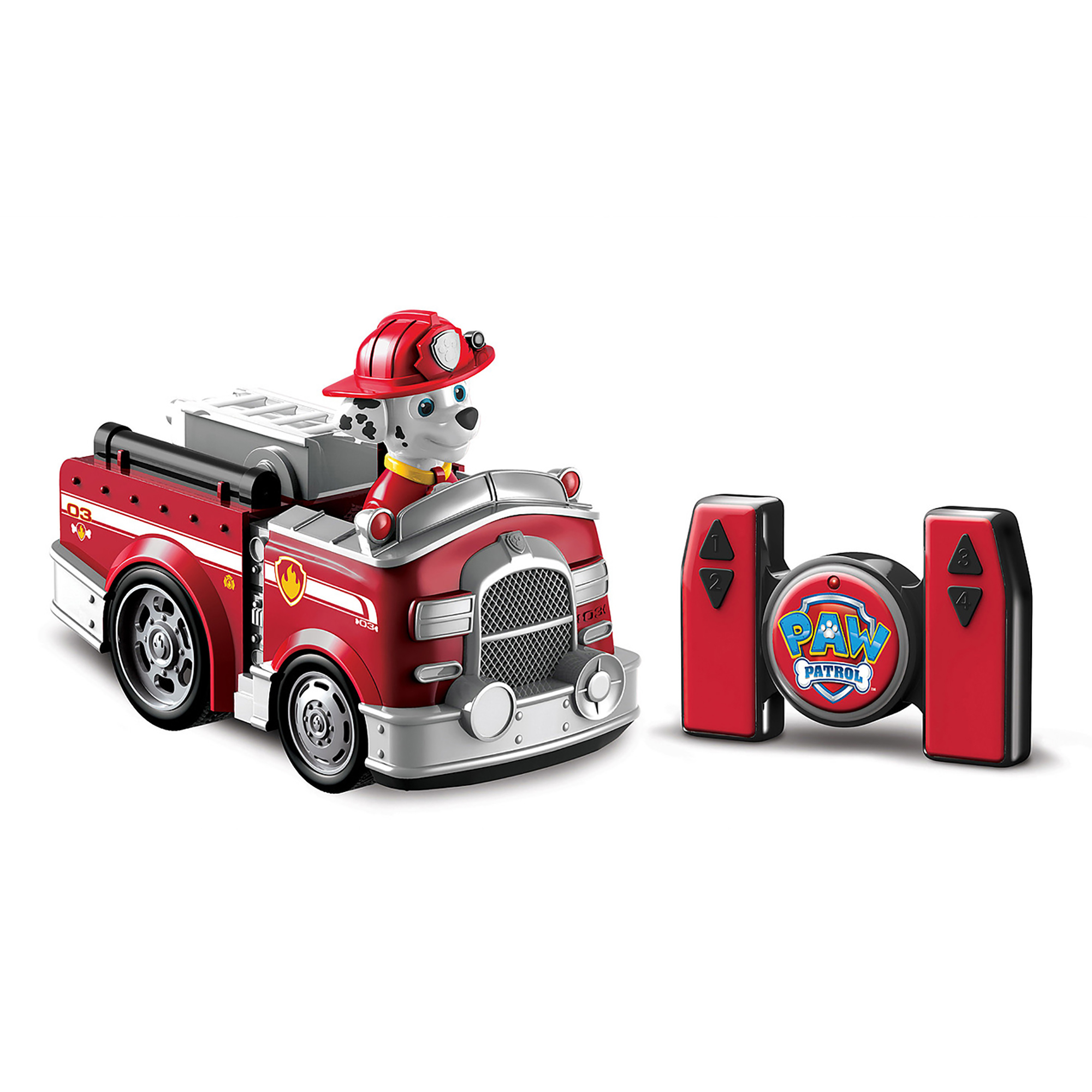 Jamn Products - Paw Patrol My First Preschool Remote Control, Marshall